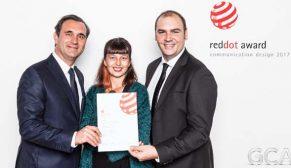 Gürallar Cam Ambalaj ve Beyoğlu Gazozu dünyaca ünlü tasarım ödülü Red Dot'un sahibi oldu