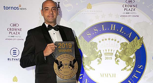 Lazzoni Hotel'e yedi yıldızlı ödül