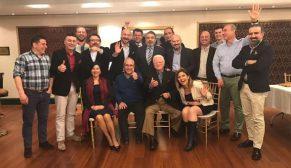 Satış guruları İstanbul Büyük Kulüp'te bir araya geldi