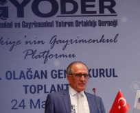 GYODER'in yeni Başkanı Halk GYO Genel Müdürü Dr. Feyzullah Yetgin oldu