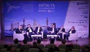GYODER: Turizmin başkenti Antalya şehir olarak değil marka olarak yönetilmeli