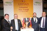 Galatasaray camiası şampiyonluk öncesi iftarda buluştu