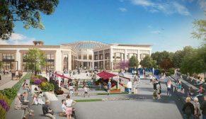 Otis'in asansörleriyle yükselen dördüncü jenerasyon alışveriş merkezi Hilltown AVM açılıyor