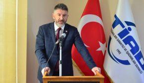 Hakan Aydoğdu yeniden TİAD Başkanı seçildi