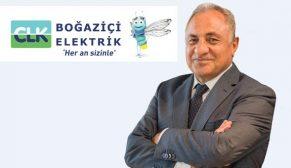 Boğaziçi Elektrik'in yeni Genel Müdürü Halit Bakal