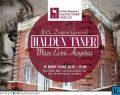 Kadıköy'de Haldun Taner Müze Evi açılıyor