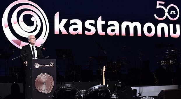 Kastamonu Entegre 50. yılınıİstanbul'daki gala davetiyle taçlandırdı