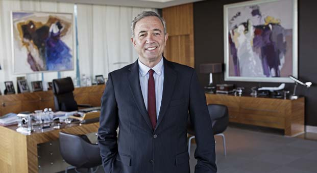 Akfen Holding 2018'de 5.6 milyar TL yatırım hayata geçirdi