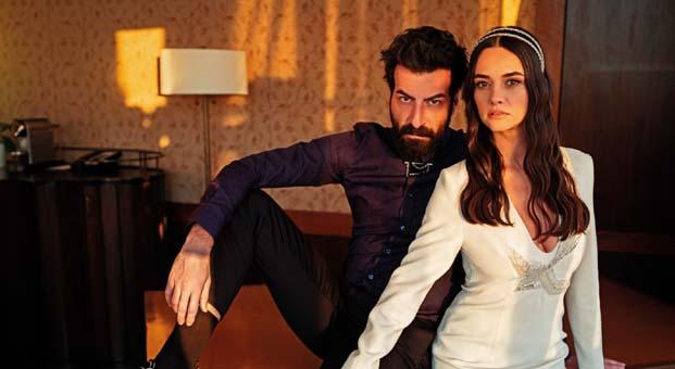 Hande Soral ve İsmail Demirci birlikte ilk defa kapak yıldızı oldu