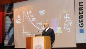 İstanbul, İngiliz Mimarlar Kraliyet Enstitüsü onursal üyesi Prof. Hanif Kara'yı ağırladı