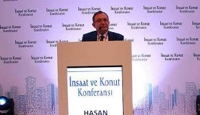 Hasan Rahvalı: İnşaat sektöründe en büyük sorun konut stokudur