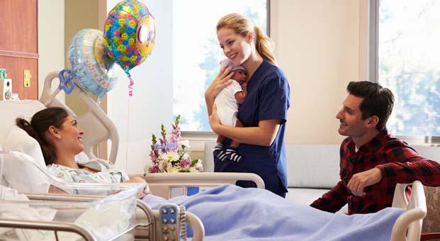 Hastanelerde yeni doğanları RFID teknolojisiyle koruyor