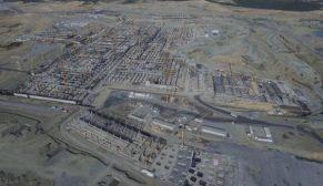 3. havalimanında 400 milyon metreküp bataklık sökülüp atıldı