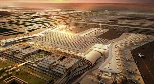 Yeni havalimanının bilgi altyapısı Netaş'tan