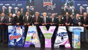 Hayat Kimya'dan800 milyon TL yatırımla iki yeni tesis
