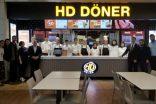 HD Döner 11. restoranını Atlaspark AVM'de açtı
