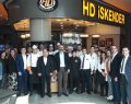 HD İskender, Anatolium Marmara AVM'de misafirlerini ağırlıyor