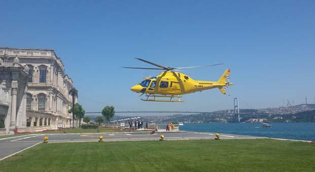 İstanbul'u havadan görmenin tam zamanı