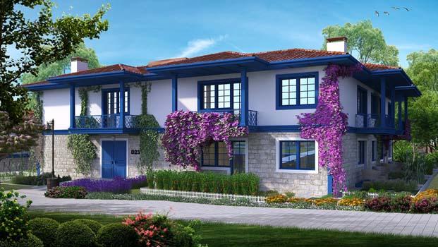 Türkiye'nin yedi bölgesinin renkleri HerDem'in konaklarında buluştu