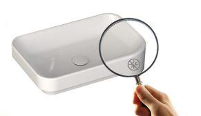 ISVEA'nın SterilPlus Teknolojisi ile banyolar daha hijyenik