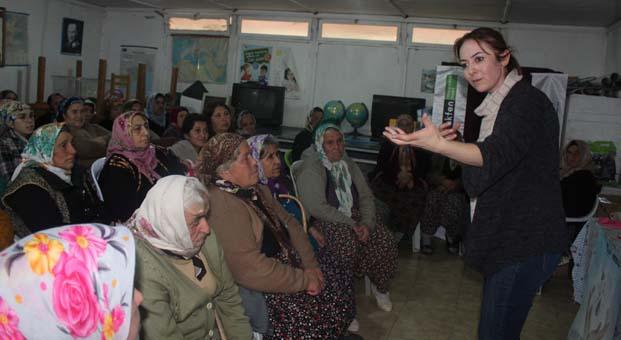 """""""Hijyen Sağlıktır"""" projesi ile Türkiye'nin 26 bölgesinde 2 bin kadına hijyen eğitimi verilecek"""