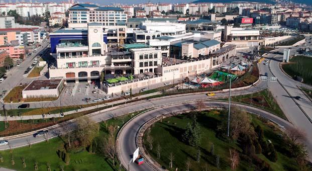 Hilltown AVM yeşil bina sertifikasına sahip ilk AVM oldu