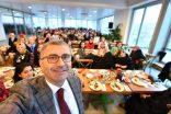 Üsküdar Belediyesinden kadın çalışanlara özel kahvaltı
