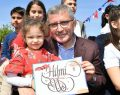 Çocuklar 23 Nisan Bayramını Üsküdar'da sınırsızca eğlenerek kutladı