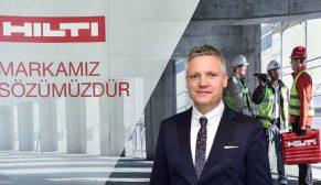 20. yılını kutlayan Hilti Türkiye yüzde 25 büyüme hedefliyor