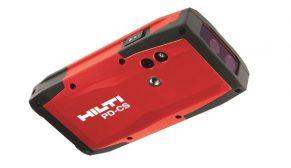 Hilti'den dokunmatik ekranlı ve kameralı yeni nesil lazermetre