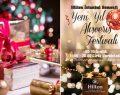 Yeni yıl alışverişinin büyüsünü Hilton İstanbul Bomonti'de yaşayın