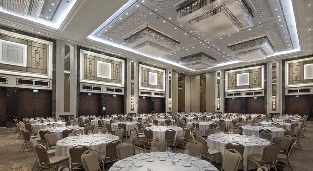 Hilton İstanbul Bomonti'den Ramazan ayına özel haftanın 7 günü 7 bölgeden 7 farklı menü