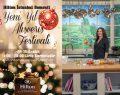 Sedef İybar'dan şık yılbaşı sofraları için ipuçları Hilton Bomonti Yeni Yıl Alışveriş Festivali'nde