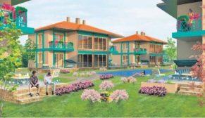 Homar Yapı'dan stüdyo fiyatına ForestVille Şile'den 2+1 villa fırsatı