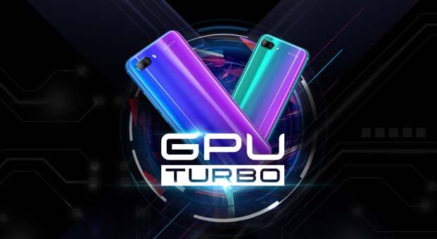 Honor 10'a kamera ve GPU Turbogüncellemesi geliyor