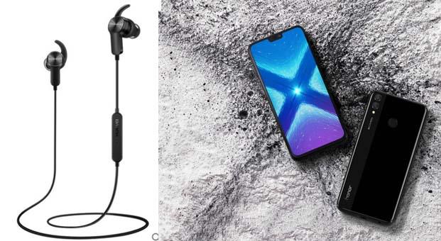 Bluetooth kulaklık hediyeli Honor 8X alana A101'den 100 TL'lik hediye çeki