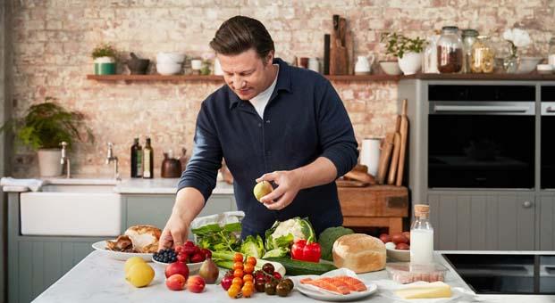 Hotpoint ve Jamie Oliver, gıda israfına karşı kampanya başlattı