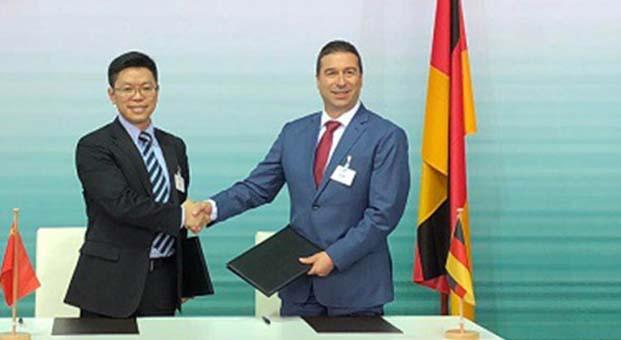 HUAWEI ve Audi stratejikiş birliği anlaşması imzaladı