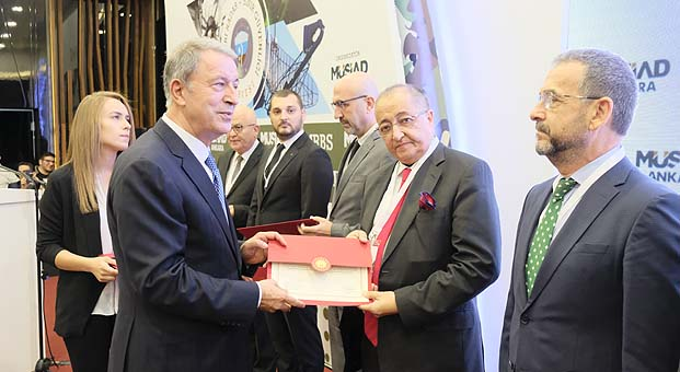 DYO; Milli Savunma Sanayii'nde stratejik işbirliğine imza attı