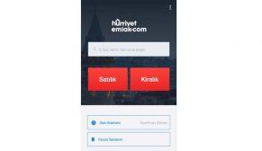 Hürriyet Emlak mobil sitesini yeniledi