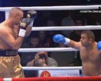 Hüseyin Cinkara Jozsef Kormany boks maçını kim kazandı