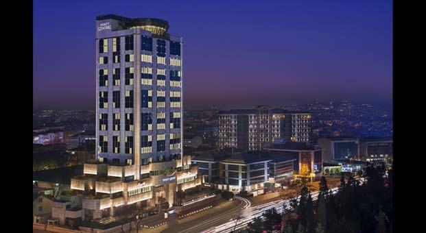 Hyatt Centric Levent İstanbul'da rüya gibi düğünler