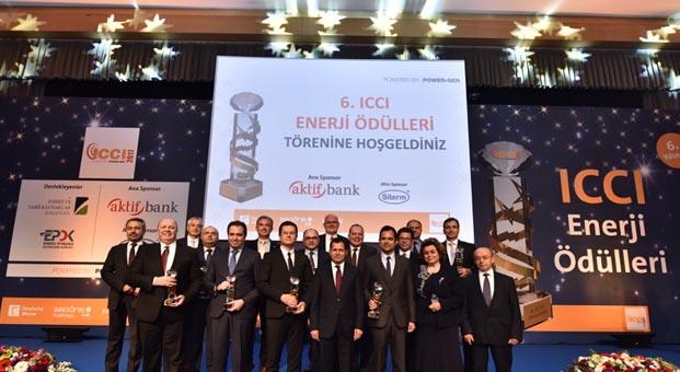 6. ICCI Enerji Ödülleri, sahipleriyle buluştu