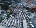 Üsküdar Belediyesi'den 2 kilometre uzunluğunda iftar sofrası