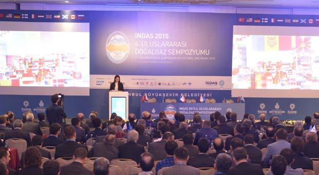 INGAS 2017 doğalgazın geleceğine köprü kuracak