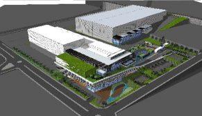 Iglo Architects'ten Balıkesir Organik Gıda Fabrikası