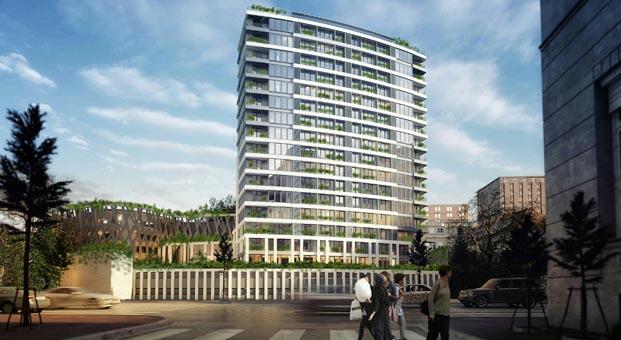 Iglo Architects'ten Kağıthane'ye BLOX HALİÇ III