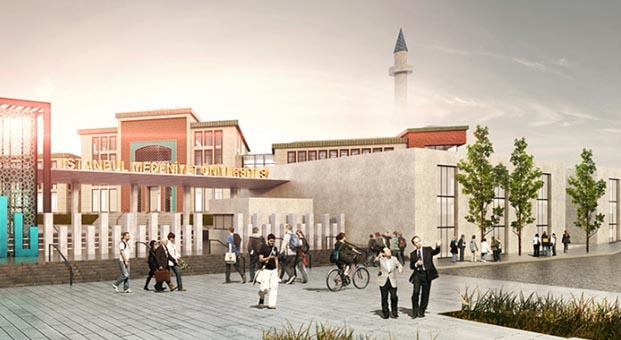 İstanbul Medeniyet Üniversitesi fakülte binalarının ihalesi gerçekleştirildi