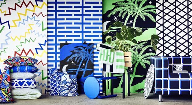 1970'lerin popüler desenleri IKEA'da