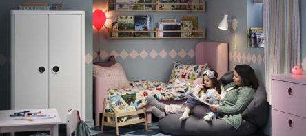 IKEA ile evler en güzel oyun alanı